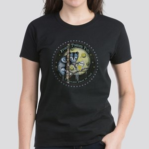 The Frosty 'Possum Pub Women's Dark T-Shirt