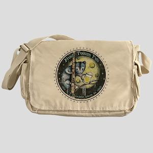 The Frosty 'Possum Pub Messenger Bag