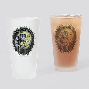The Frosty 'Possum Pub Drinking Glass