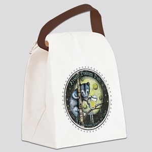 The Frosty 'Possum Pub Canvas Lunch Bag