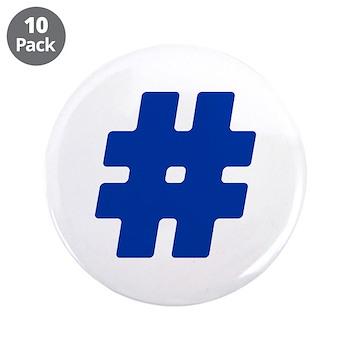 Blue #Hashtag 3.5