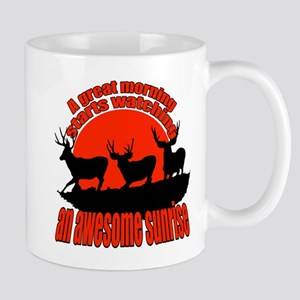Awesome sunrise Mug
