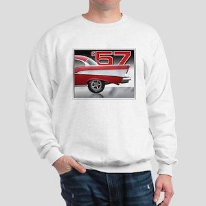 1957 Chevy Belair Sweatshirt