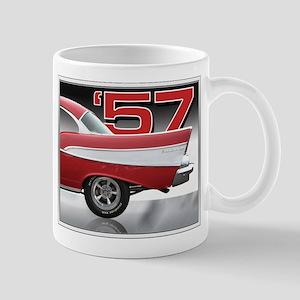 1957 Chevy Belair Chevy Mug