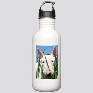 Cute English Bull Terr Stainless Water Bottle 1.0L