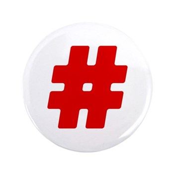 Red #Hashtag 3.5