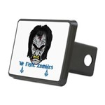 Zombie Beaters Rectangular Hitch Cover