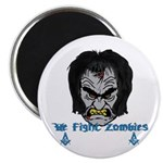 Zombie Beaters Magnet