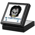 Zombie Beaters Keepsake Box