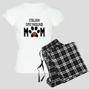 Italian Greyhound Mom Pajamas