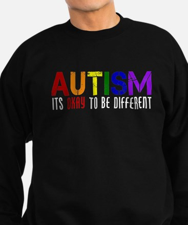 Autism Different Sweatshirt