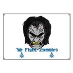 Zombie Beaters Banner