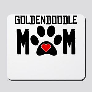 Goldendoodle Mom Mousepad