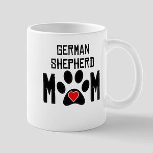 German Shepherd Mom Mugs