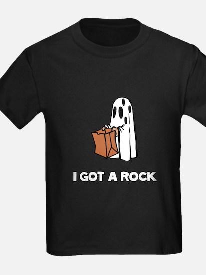 Got A Rock Halloween T-Shirt