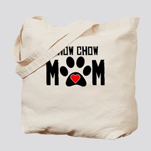 Chow Chow Mom Tote Bag