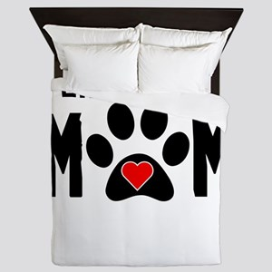 Chow Chow Mom Queen Duvet