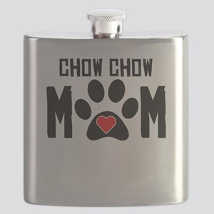 Chow Chow Mom Flask