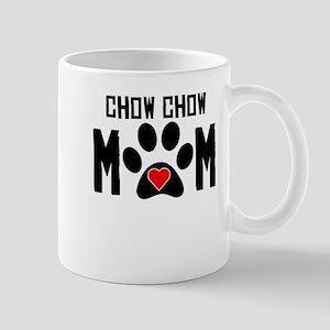 Chow Chow Mom Mugs
