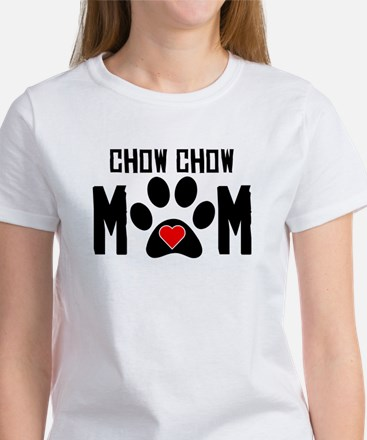 Chow Chow Mom T-Shirt