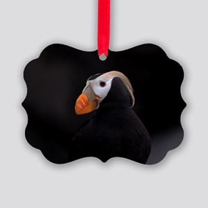 Puffin Tufted 8931 Picture Ornament