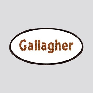 Gallagher Fall Leaves Patch