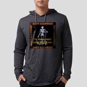 My Race Wasnt Quite So Well Run Mens Hooded Shirt
