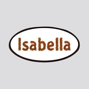 Isabella Fall Leaves Patch