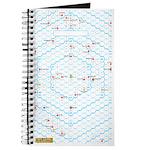 Hex Star Map Journal