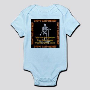 Take An All Expenses Trip Baby Light Bodysuit
