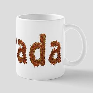Estrada Fall Leaves Mugs