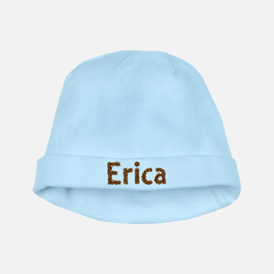 Erica Fall Leaves baby hat