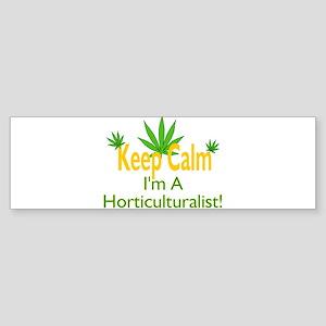 BOTANY Bumper Sticker