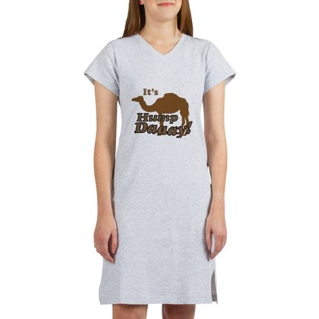 Hump Day Camel Women's Nightshirt