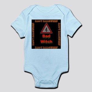 Bad Witch Baby Light Bodysuit
