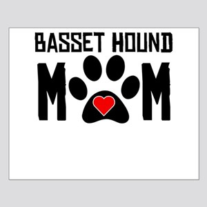 Basset Hound Mom Posters