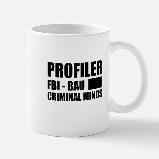 Profiler Mugs