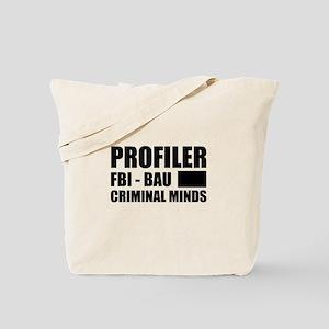 Profiler Tote Bag