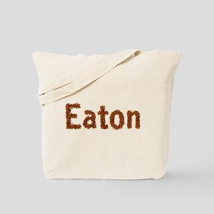 Eaton Fall Leaves Tote Bag