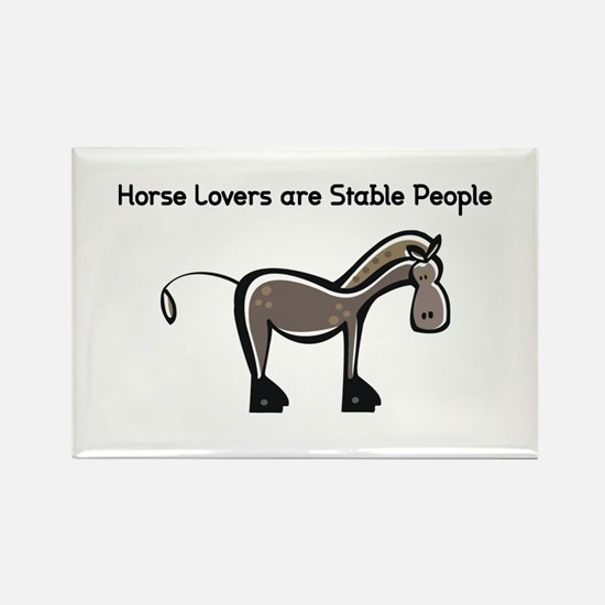 Horse Lovers Magnets
