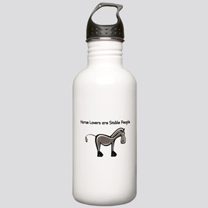 Horse Lovers Water Bottle
