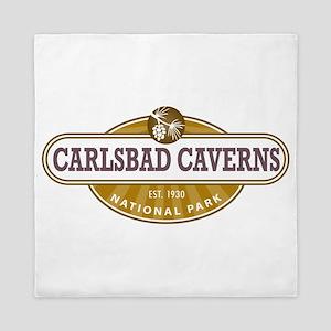 Carlsbad Caverns National Park Queen Duvet