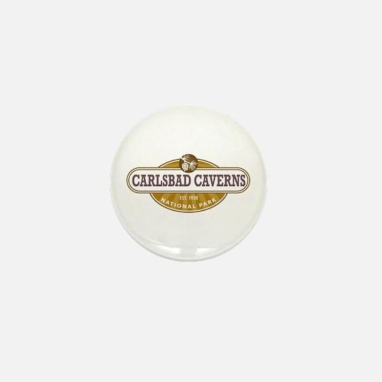 Carlsbad Caverns National Park Mini Button