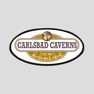 Carlsbad Caverns National Park Patches