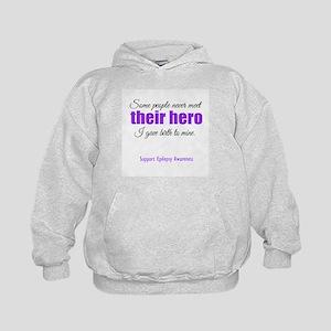 Hero Epilepsy Hoodie