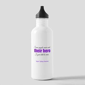 Hero Epilepsy Water Bottle