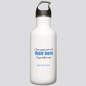 Hero Autism Water Bottle