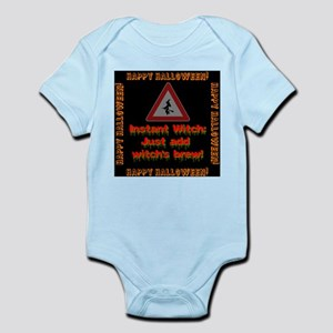 Instant Witch Baby Light Bodysuit