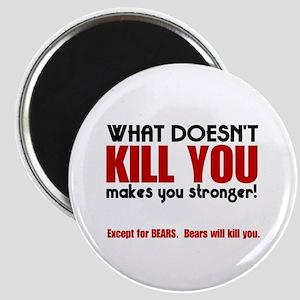 Kill You Bears Magnets