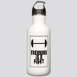 EVERYDAY IS A FIGHT Stainless Water Bottle 1.0L